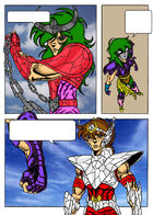 Saint Seiya Ultimate : Capítulo 3 página 19