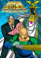 Saint Seiya Ultimate : Chapitre 24 page 1