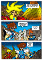 Saint Seiya Ultimate : Chapitre 24 page 19