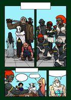 Super Dragon Bros Z : チャプター 18 ページ 5