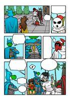 Super Dragon Bros Z : チャプター 18 ページ 17