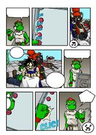 Super Dragon Bros Z : Chapter 18 page 23
