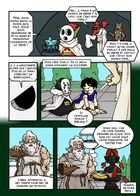 Super Dragon Bros Z : Chapitre 18 page 3