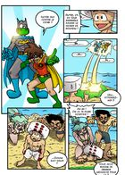 Super Dragon Bros Z : チャプター 18 ページ 15