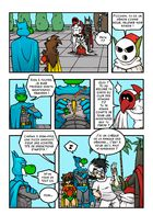 Super Dragon Bros Z : Chapter 18 page 17