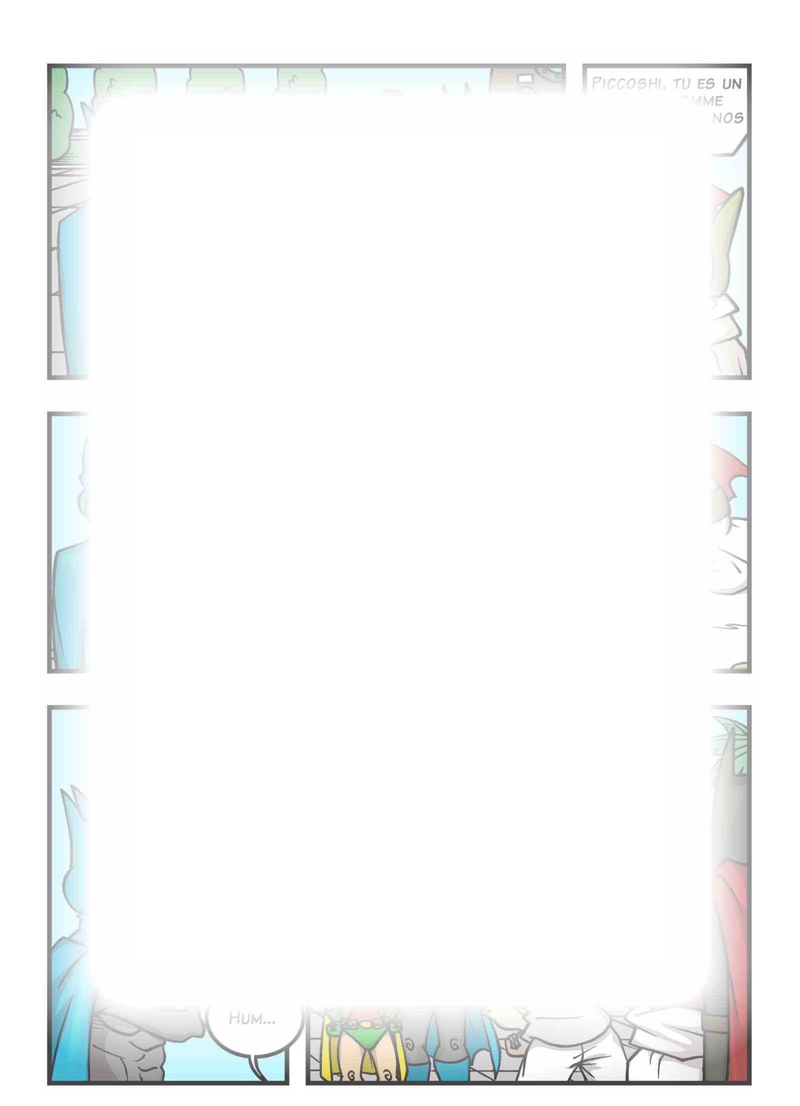 Super Dragon Bros Z : Chapitre 18 page 17