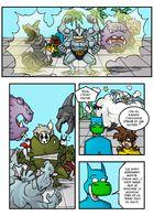 Super Dragon Bros Z : チャプター 18 ページ 19