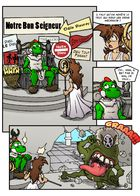 Super Dragon Bros Z : Chapitre 18 page 20
