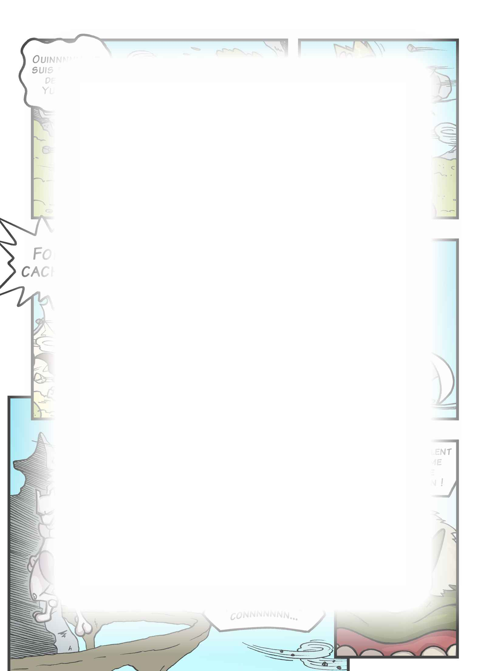 Super Dragon Bros Z : Chapitre 18 page 22