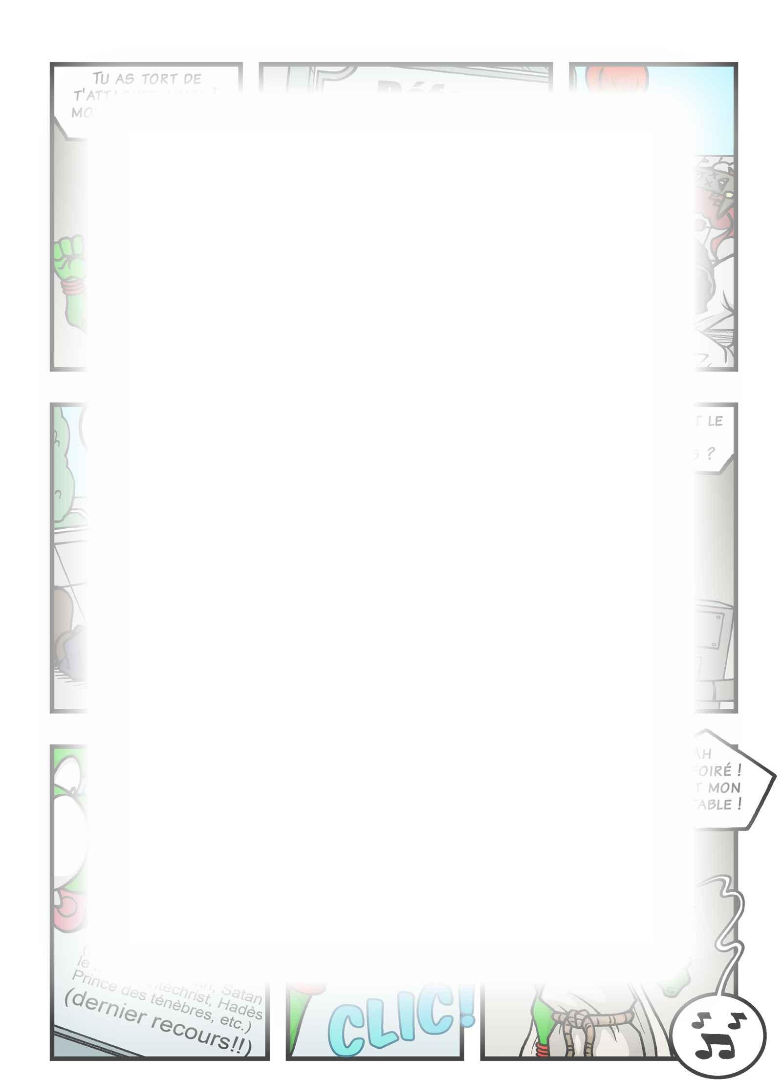 Super Dragon Bros Z : Chapitre 18 page 23