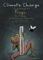 Climate Change Explaind to Frogs : Chapter 1 page 1