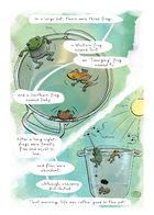 Climate Change Explaind to Frogs : Chapter 1 page 2