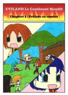 Les petites chroniques d'Eviland : Chapitre 2 page 1