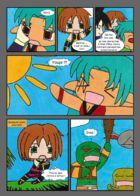 Les petites chroniques d'Eviland : Chapitre 2 page 3