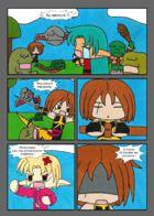 Les petites chroniques d'Eviland : Chapitre 2 page 4