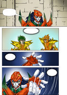 Saint Seiya - Eole Chapter : Chapter 8 page 17
