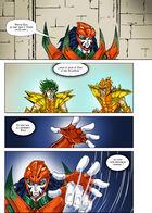 Saint Seiya - Eole Chapter : Chapitre 8 page 17