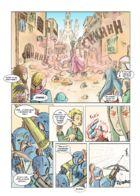 Les Heritiers de Flammemeraude : Capítulo 1 página 8