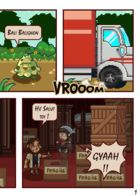 Pokémon : La quête du saphir : Chapitre 1 page 3