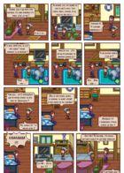 Pokémon : La quête du saphir : Chapitre 1 page 8