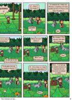 Pokémon : La quête du saphir : Chapitre 1 page 10