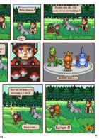 Pokémon : La quête du saphir : Chapitre 1 page 11
