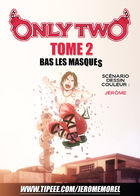 Only Two-TOME 2-Bas les masques : Chapitre 1 page 2