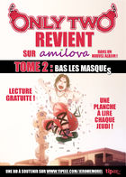 Only Two - Le passé de Rackel : Chapitre 10 page 1