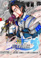 VII+I Guardians : Capítulo 1 página 3