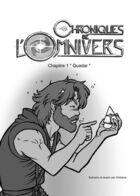 Chroniques de l'Omnivers : Chapitre 1 page 1