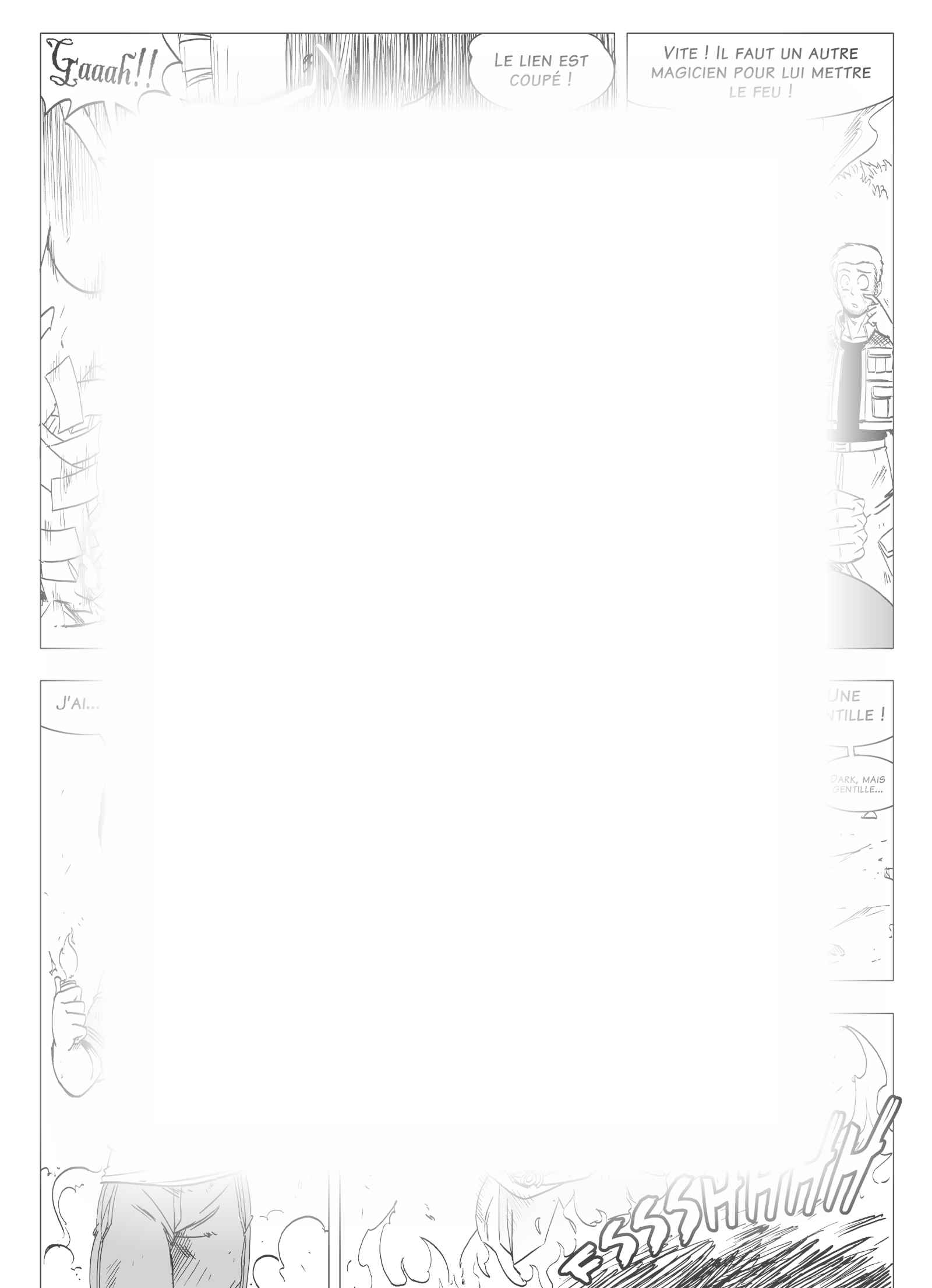 Hémisphères : Chapitre 22 page 22