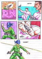 La invencible profesora : Capítulo 3 página 8