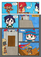 Les petites chroniques d'Eviland : Chapitre 3 page 2