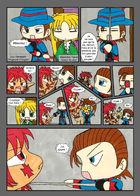 Les petites chroniques d'Eviland : Chapitre 3 page 4