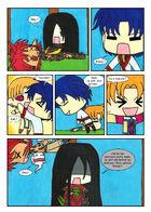 Les petites chroniques d'Eviland : Chapitre 3 page 16