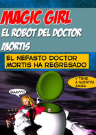 Magic Girl  : Capítulo 21 página 43