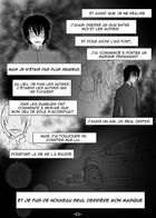 L'amour derriere le masque : Chapter 1 page 24