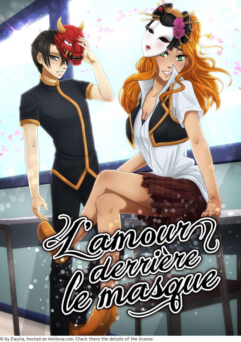 Lamour Derriere Le Masque Romance Lectura Gratuita De