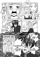 L'amour derriere le masque : Chapter 2 page 4