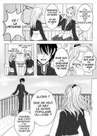 L'amour derriere le masque : Chapitre 2 page 8