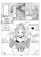 L'amour derriere le masque : Chapitre 3 page 3
