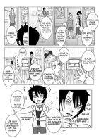 L'amour derriere le masque : Chapitre 3 page 8