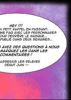 L'amour derriere le masque : Chapitre 4 page 18