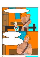 Hunk and Dashing : Chapitre 2 page 8