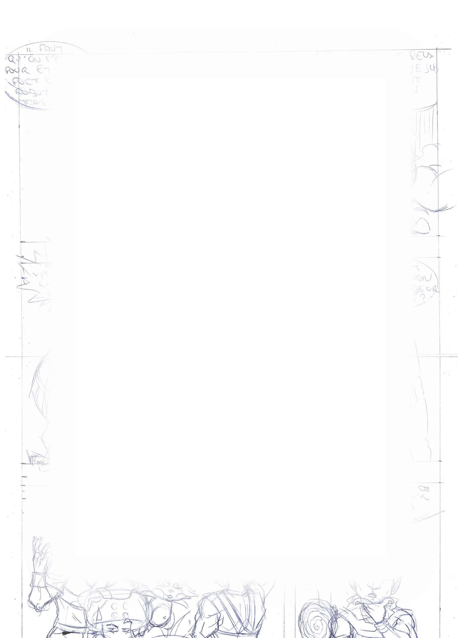 Super Dragon Bros Z : Chapitre 19 page 27