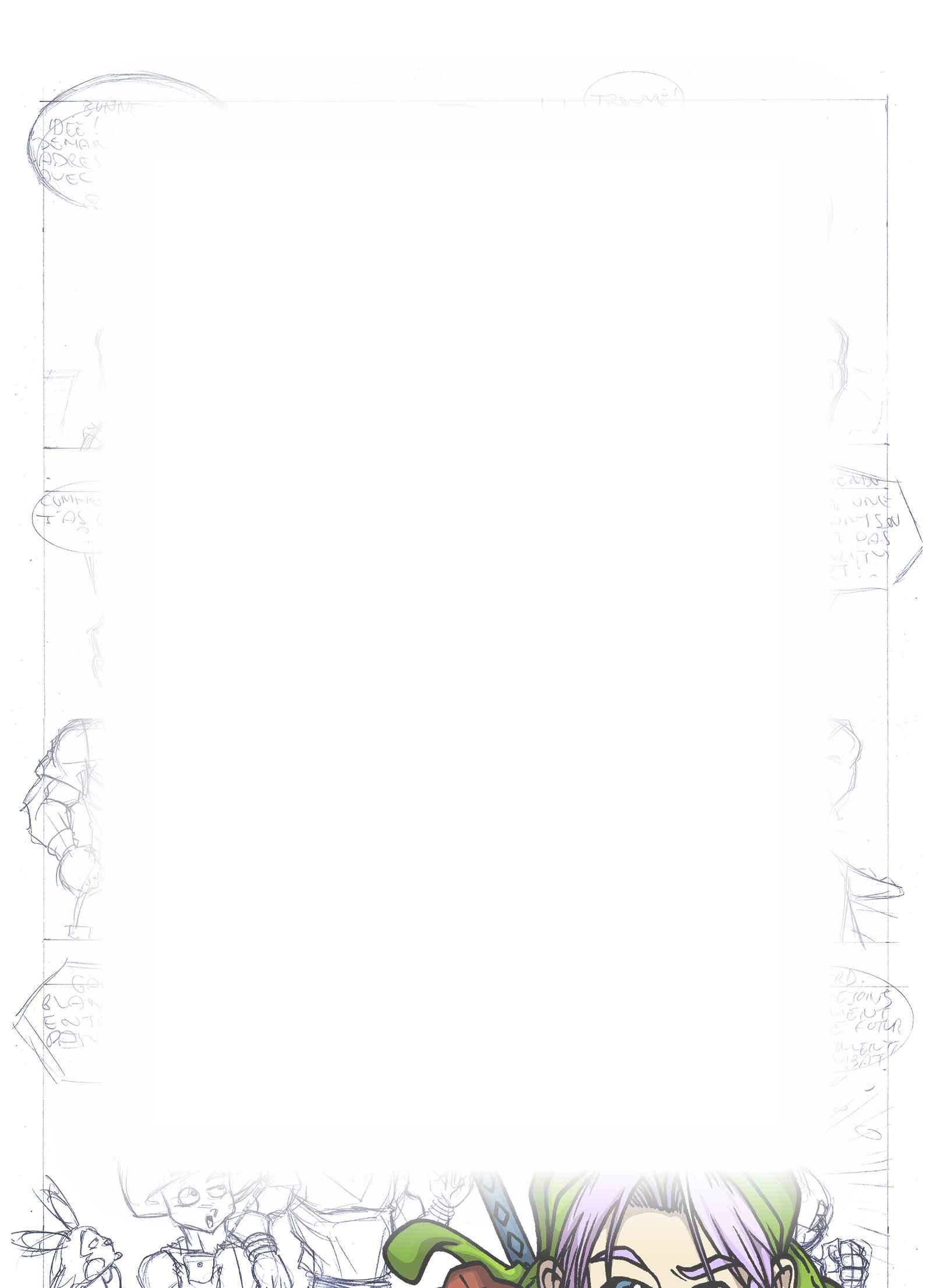 Super Dragon Bros Z : Chapitre 19 page 29
