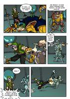 Super Dragon Bros Z : Chapitre 19 page 9