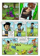 Super Dragon Bros Z : Chapitre 19 page 22