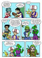 Super Dragon Bros Z : Chapitre 19 page 28