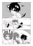 Burn Head : Chapitre 11 page 17